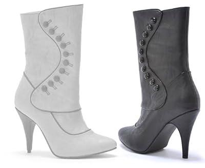 Ellie Shoes Inc Women's Victorian Button Boot