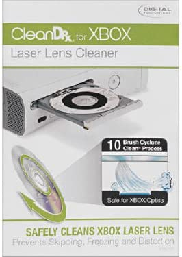 Digital Innovations 4190100 Clean Dr  Laser Lens Cleaner for Xbox 360