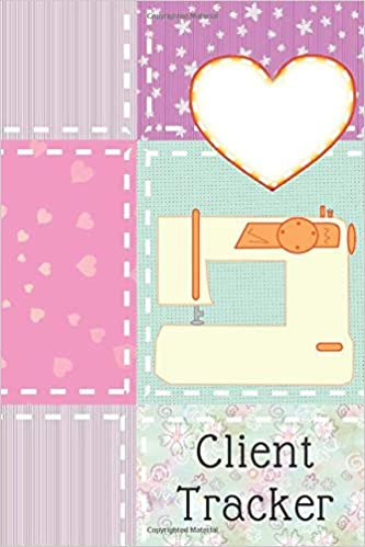 Client Tracker Customer Profile And Service Log Book Sewing Projects Planner For Seamstress Tailor Dressmaker And Fashion Designer Note Kawai 9781709956942 Amazon Com Books