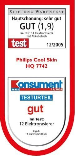 Philips HQ8150 afeitadora eléctrica, 1 h, Verde, Rojo, Verde, Blue ...