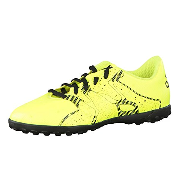 adidas Performance Boys' X15.4 TF Football Training Shoes Red Size: 1 UK