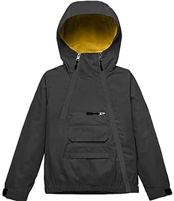 Amazon.com: Wantdo - Chaqueta de forro polar con capucha ...