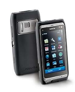 Cellular Line - Juego de accesorios para Nokia N8 (carcasa de silicona, protector de pantalla y gamuza de microfibra)