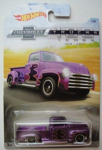 52 chevy truck hot wheels - 1