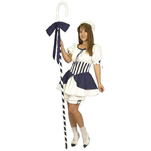 [Adult Little Bo Peep Costume (Size: Large 11-13)] (Bo Peep Costumes Adults)