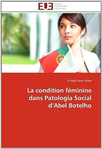 Livre gratuits en ligne La condition féminine dans Patologia Social d'Abel Botelho pdf, epub ebook