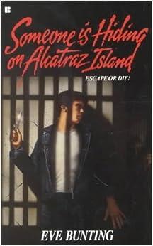 Book Someone Is Hiding on Alcatraz Island