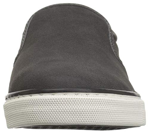 The Children's Place Boys' Slip Sneaker, BLACK02, Youth 1 Child US Little Kid by The Children's Place (Image #4)