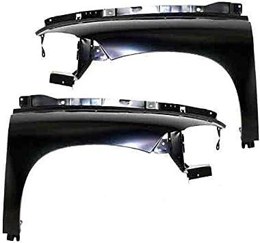 Front Fender Set Of 2 Driver /& Passenger Side Fits Chevrolet HHR