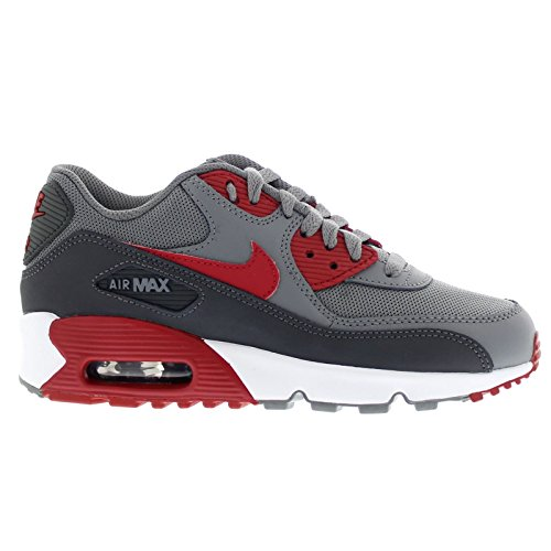 Nike 833418-007, Zapatillas de Deporte Para Niños Gris (Cool Grey / Gym Red Anthracite White)