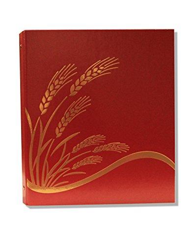 Ceremonial Binders - Series 3 (Red)