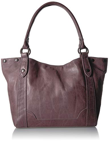 FRYE Melissa Shoulder Leather Handbag, lilac from FRYE