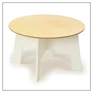 Play A Round Activity Table