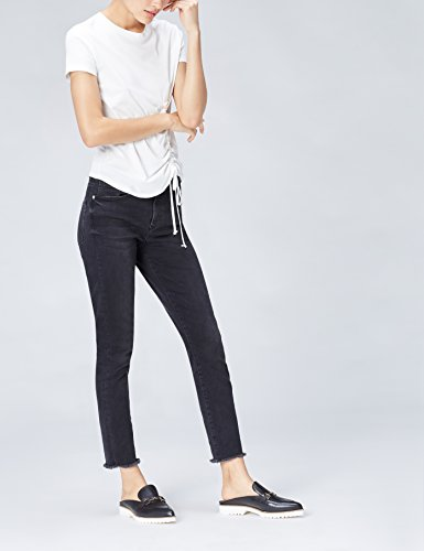 FIND Women's Jean Backless Loafers Black (Black) stockist online free shipping cheap quality 7ythHWdjSi