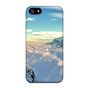 NikRun Iphone 5/5s Well-designed Hard Case Cover Higher Higher Protector