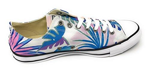 Chucks Designer Ciano Schuhe bianco Converse magenta Star All Fwdgq