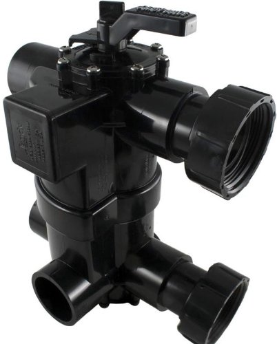 Zodiac BWVL-NVL Never Lube 2-In-1 Backwash Valve Replacement for Zodiac Jandy D.E. and Sand Filter