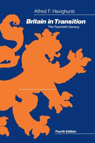 Britain in Transition: The Twentieth Century