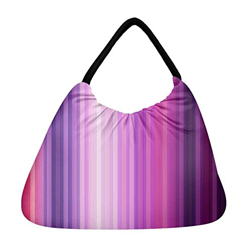 Mujer Bolso Para Multicolor Tela Snoogg De q1wBnUnp