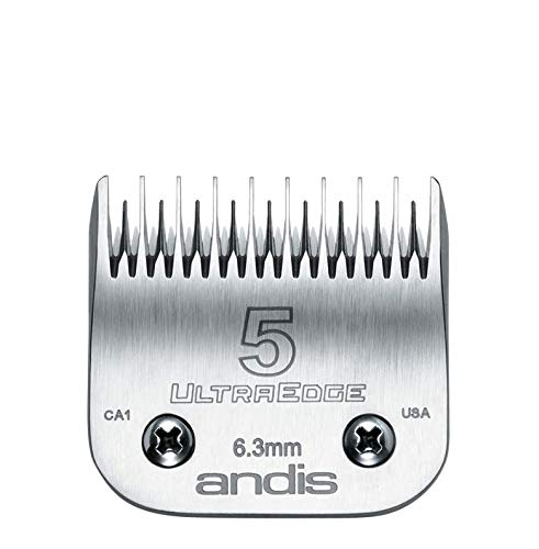 Andis UltraEdge Hair Clipper Blade Size 5 Skip Tooth 64079 - Ultraedge Blades