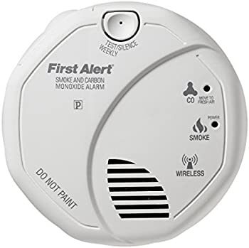 First Alert Carbon Monoxide and Smoke Detector