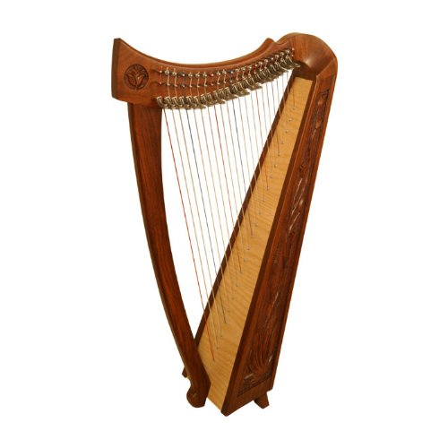 Balladeer Harp TM, 22 Strings, Taylor by Mid-East