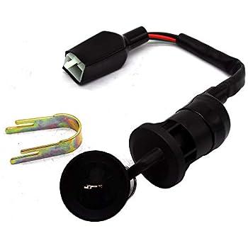 Ignition Key Switch Fits POLARIS PREDATOR 50 2004 2007 SAWTOOTH 200 2007