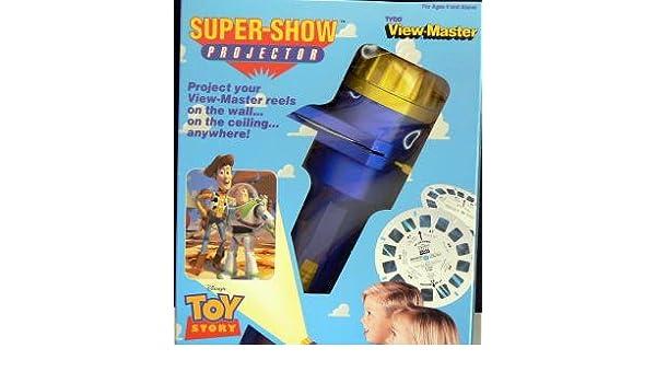 View-Master Disney Toy Story Proyector de superdemostración (Tyco ...