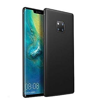 Olliwon Funda Huawei Mate 20 Pro, Ultra Slim Silicona TPU Carcasa Anti-Arañazos y Antideslizante 360 Cover Case para Huawei Mate 20 Pro Nergo