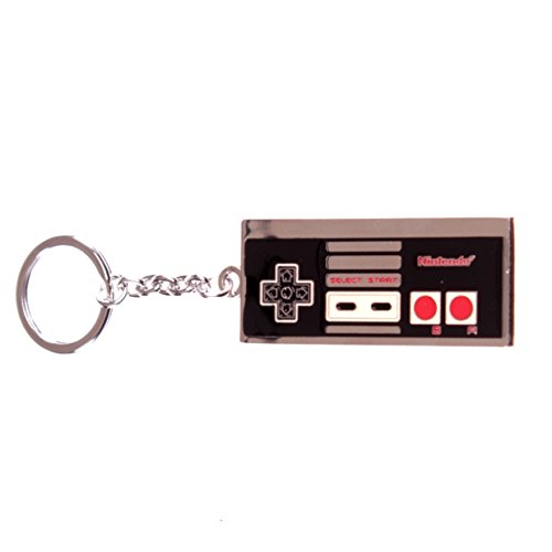 Nintendo NES Controller Keychain