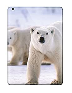 Awesome VbYHwxV1670bIpyq Addfree Defender Tpu Hard Case Cover For Ipad Air- Polarbears