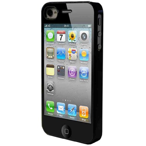 iphone 4 front look like Design iphone 4 4S Case Back Cover Metall und Kunststoff