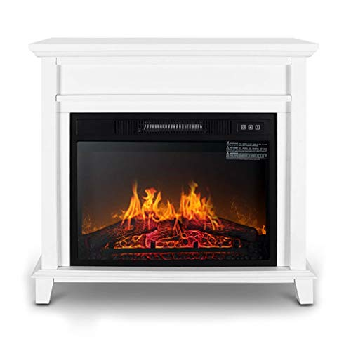 Cheap Liu Weiqin Electric Fireplace-Fireplace Cabinet American Porch Decoration Frame Mediterranean Wind Small Apartment Fireplace Heater Household 807 316 728mm (Color : B) Black Friday & Cyber Monday 2019