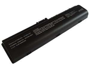 BATERÍA LI-ION 4400mAh 10.8V en color negro compatible con MEDION sustituye BTP-BGBM / BTP-BFBM / 40018875