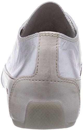 Candice Cooper Rock.laminato - Zapatillas Mujer Plateado