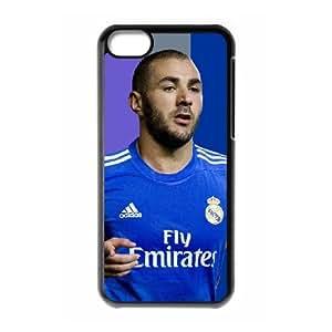 iPhone 5C Phone Case Karim Mostafa Benzema N3175