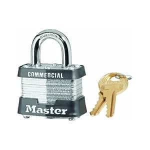 Master Lock 3KA 3476 comercial candado-1 -  1,27 cm 3476 candado