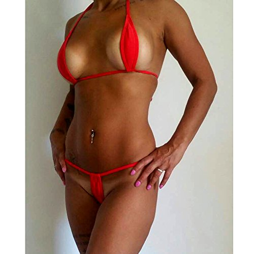Bikini SHERRYLO Swimming Styles Costumes Micro Swim Multi Set Swimsuit Lingeries Various Red1 Color tHHq4F