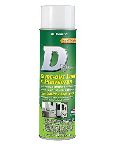 Dometic D1422001 Slide Out Lube & Protector-15 oz. aerosol ()