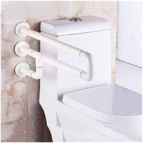 HJXSXHZ366 Ältere Patienten Hilfshandlauf U-förmige Barrierefreie Nylon Bein Armlehnen Badezimmer Toiletten Badezimmer Geländer ältere Behinderte Geländer