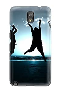 Discount Hard Plastic Galaxy Note 3 Case Back Cover,hot In The Mood Of Joy Case At Perfect Diy