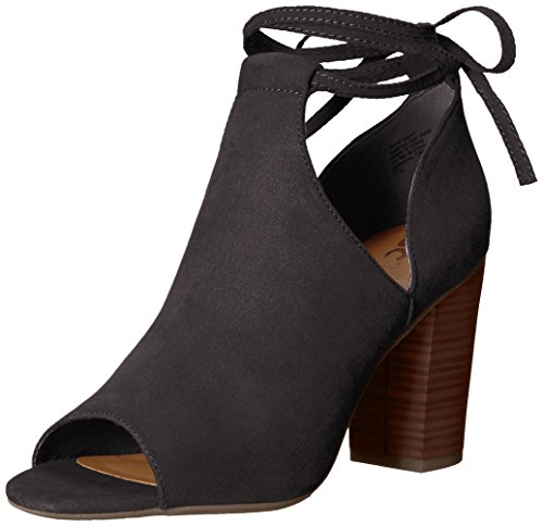 BC Footwear Women's Set Me Free Ankle Boot, Black Black
