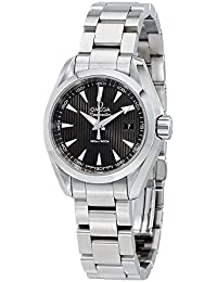 Seamaster Aqua Terra Teak Grey Dial Stainless Steel Watch 23110306006001 · Omega