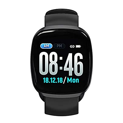 DGdolph Gt103 Unisex Smart Wristband Fitness Heart Rate Monitor Tracker Pedometer Black Estimated Price £23.32 -
