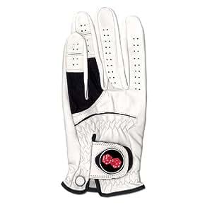 CMC Golf Las Vegas Dice Leather Golf Glove (Medium)
