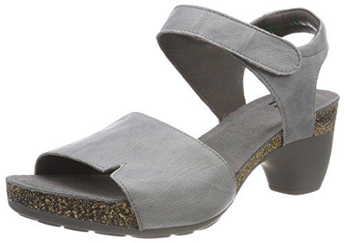 Stahl Women''s stahl 18 Back 282572 Think Grey Sandals 18 Traudi Sling g7Undz0
