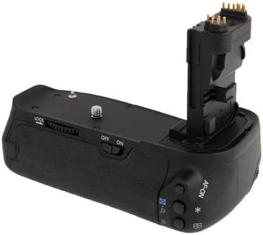 Higha Quality Durable JINGZ Battery Grip for Canon 6D