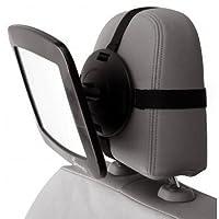 Dreambaby Rectangular Adjustable Backseat Mirror (Large)