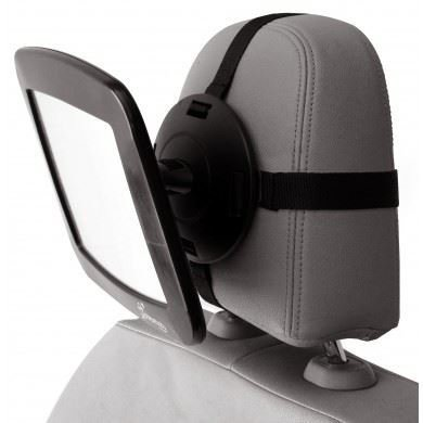 Dreambaby Rectangular Adjustable Backseat Mirror (Large) F263