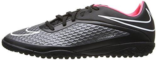 Nike HYPERVENOM PHELON TF DARK BASE GREY/RED VIOLET/BLAC
